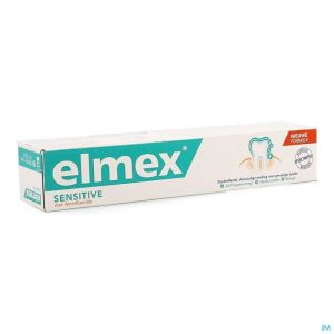 Elmex Dentifrice Sensitive Rl 75ml