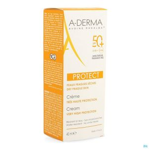 Aderma Protect Creme S/parfum Tube 40ml