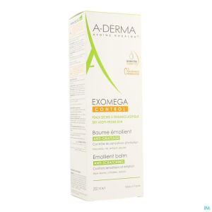 Aderma Exomega Control Baume Emollient Tube 200ml