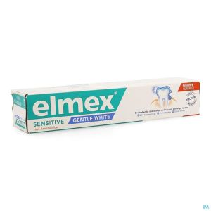 Elmex Dentifrice Sensitive Whitening Rl 75ml