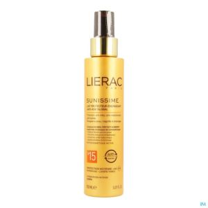 Lierac Sunissime Lait Corps Ip15 Prot.energ. 150ml