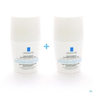 Lrp Deo Physio Bille Duo 2x50ml