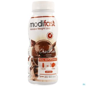 Modifast Intensive Chocolate Flavoured Drink 236ml