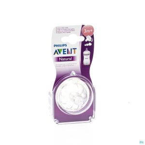 Philips Avent Natural Tetine Variable 1