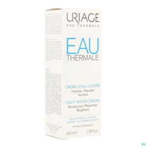 Uriage Eau Thermale Creme Eau Legere 40ml