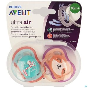Philips Avent Sucette +18m Air Mix 1
