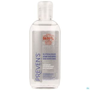 Preven's Gel Mains Hydro Alcool. Fl 100ml