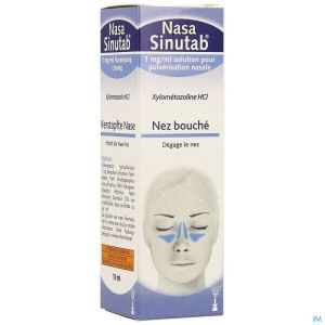 Nasasinutab Spray 10ml 0,1%