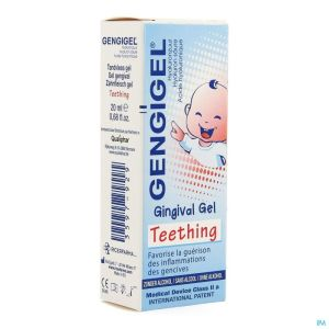 Gengigel Teething Tube 20ml