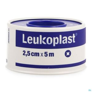 Leukoplast Impermeable Fourreau 2,50cmx5m 1 232200
