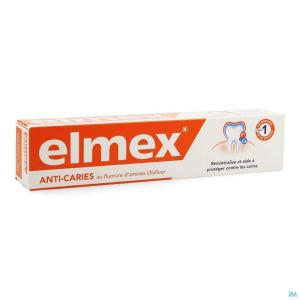 Dentifrice Elmex® Anti-caries Tube 75ml