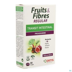 Ortis Fruits & Fibres Regular Comp 30