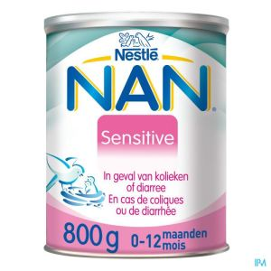 Nan Sensitive 800g